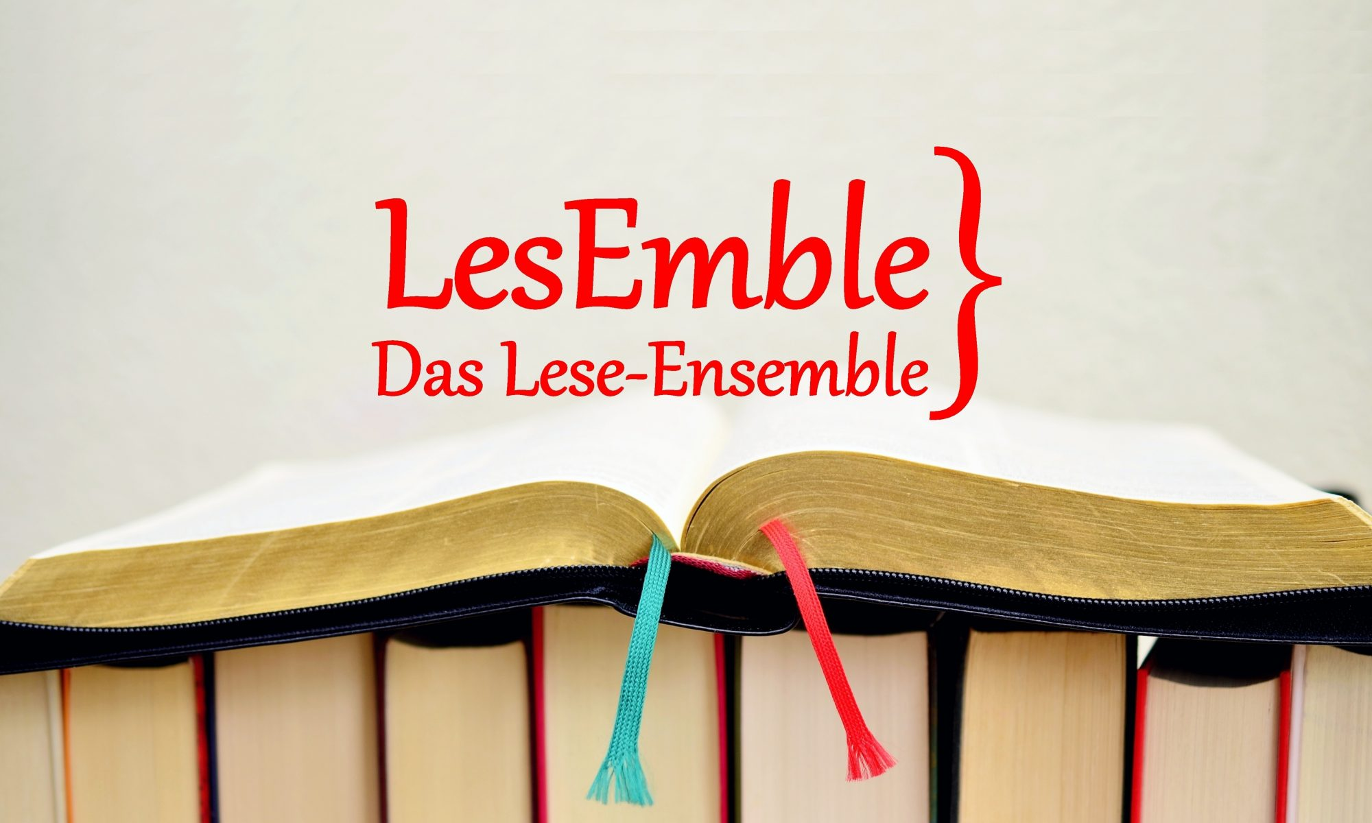 LesEmble} Das Lese-Ensemble